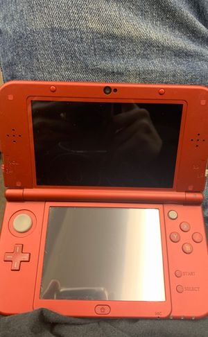 New Nintendo 3ds XL Red for Sale in Dearborn, MI
