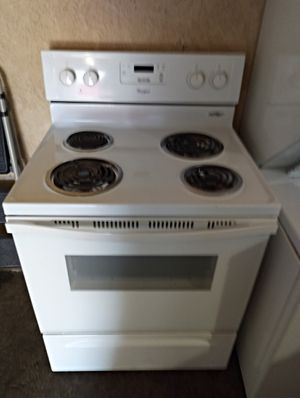 ELECTRIC WHIRLPOOL STOVE $130 for Sale in Santa Ana, CA