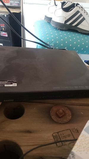 Sanyo bluray dvd player for Sale in Surprise, AZ