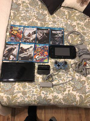 Nintendo Wii U Super Mario 3D World Deluxe edition 32GB Black Console for Sale in Groveland, FL