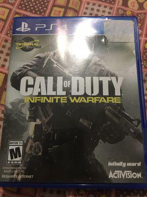 Call of Duty Infinite Warfare for Sale in Alexandria, LA