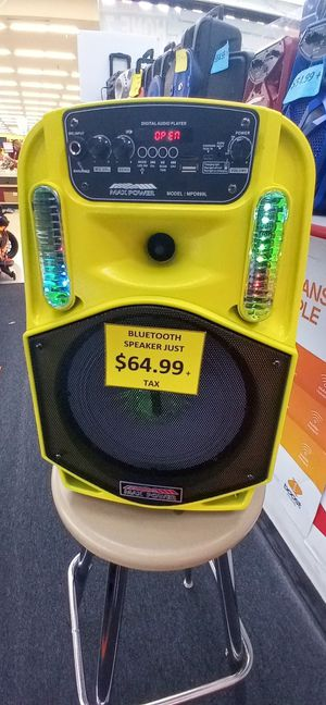 Bluetooth Speaker for Sale in South Houston, TX