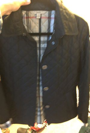 Women's Burberry Jacket M for Sale in Fairfax, VA