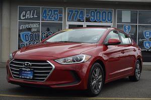 2017 Hyundai Elantra for Sale in Lynnwood, WA