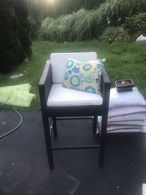 Reisin outdoor chair for Sale in Worcester, MA