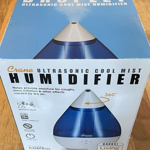 HUMIDIFIER - Crane Ultrasonic Cool Mist for Sale in New York, NY