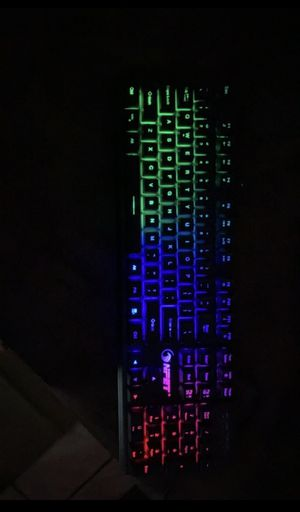 Gaming Keyboard for Sale in Pharr, TX