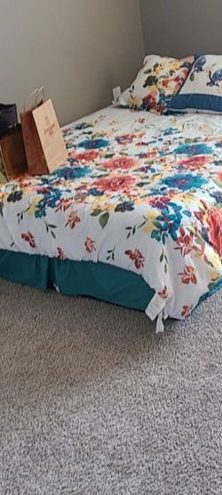 Full Mattress and Spring Box - $150 for Sale in Columbus,  OH