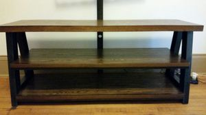 TV stand with removable tv mount for Sale in Butte, MT