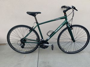 Specialized Commuter Flat Bar Road/Hybrid Bike (Medium) for Sale in National City, CA