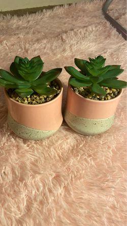 2 Fake Bedroom Plants for Sale in Gaithersburg,  MD