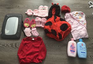 Baby girl items size 3-6 months for Sale in Woodbridge, VA
