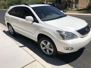 2007 Lexus RX 350 [Needs Work] Clean Title for Sale in Las Vegas, NV