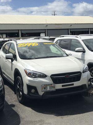 2019 Subaru Crosstrek Premium for Sale in Joint Base Pearl Harbor-Hickam, HI
