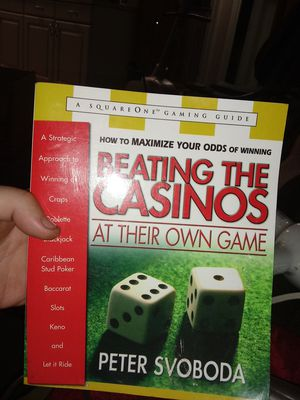 Beating the casino at their own game for Sale in WHT SETTLEMT, TX