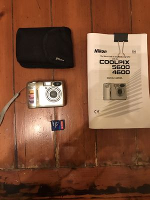 Nikon CoolPix Camera for Sale in St. Louis, MO