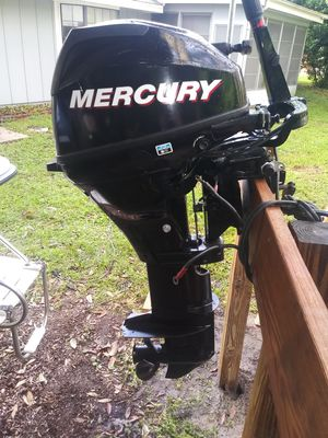 20 horse mercury great motor for Sale in Spring Hill, FL