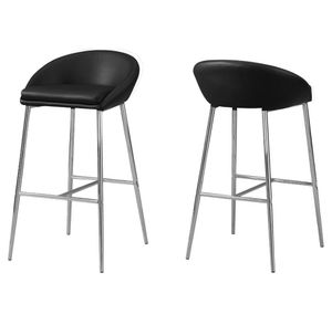Like new black counter height stool chairs for Sale in Pflugerville, TX