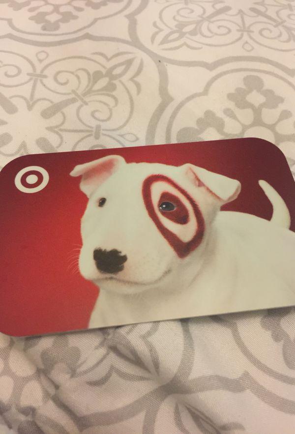 Target gift 100