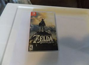 Nintendo Switch Zelda for Sale in Independence, MO