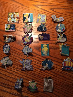 Disney Tinkerbell Pins for Sale in Goodyear, AZ