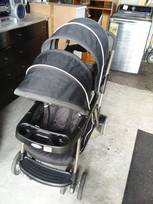 Double stroller for twins new for Sale in Philadelphia, PA