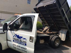 2001 Ford F-350 heavy duty dump truck for Sale in Manassas, VA