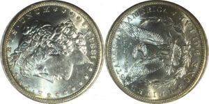 1883 O Morgan Silver Dollar BU for Sale in Kirksville, MO
