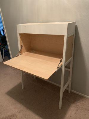 IKEA Secretary Desk for Sale in San Antonio, TX