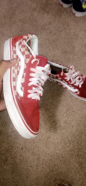vans sz 10 for Sale in Liverpool, NY