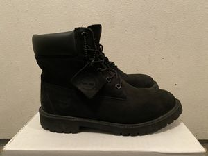 Black Timberland Boots for Sale in Antioch, CA