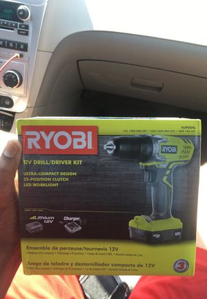 BRAND NEW Ryobi Drill for Sale in Rockville, MD