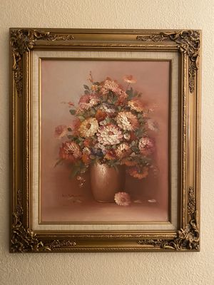 Flower painting for Sale in Boca Raton, FL