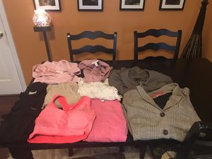Lot of XXl women's clothing price reduced porch pick up for Sale in Springfield, MA