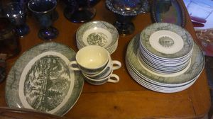 Antique china set for Sale in Glendale, AZ