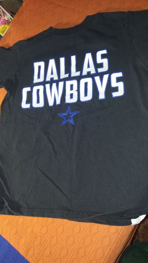 Dallas Cowboys shirt youth size xs 7 for Sale in Garland, TX