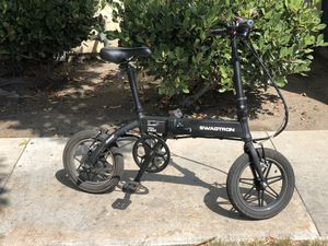 Electric bicycle for Sale in San Diego, CA