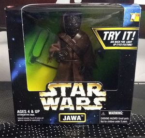 """1997 Star Wars Kenner 6"""" Jawa Action Collection Figure**BRAND NEW** for Sale in Philadelphia, PA"""