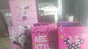 Room decorations for girls for Sale in Andover, MA