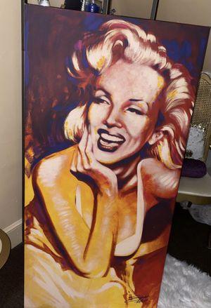 Marilyn Monroe Portrait for Sale in New Haven, CT