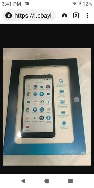 At&t radient core smartphon3 for Sale in Walker, LA