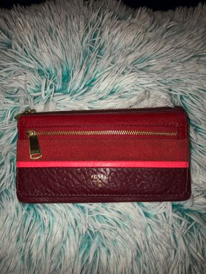 Fossil wallet for Sale in Tempe, AZ