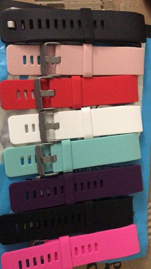 Fitbit Blaze watch bands 8 count for Sale in Rochester, NY