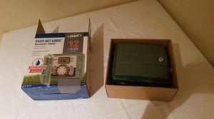Orbit Easy-Set Logic Sprinkler Timer 12 Station. 57900. for Sale in Alsip, IL