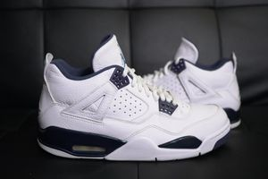 Nike Air Jordan 4 retro Legend Blue size 8.5 for Sale in Chicago, IL
