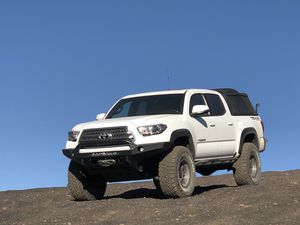Overland Adventure Ready 2017 Toyota Tacoma TRD Off-Road 4x4 Double Cab 5 foot bed for Sale in Rancho Palos Verdes, CA