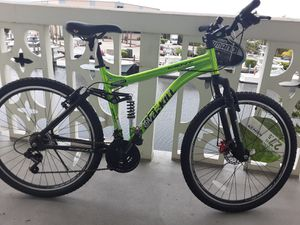NEW 27.5 INCH MOUNTAIN BIKE for Sale in North Miami, FL