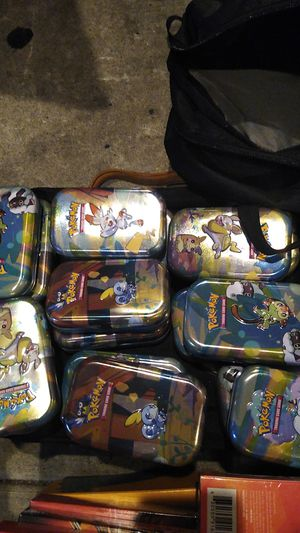 Pokemon Booster packs for Sale in Tacoma, WA