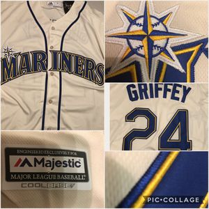 Seattle mariners jersey for Sale in Tacoma, WA