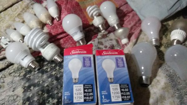 Lot of light bulbs !!